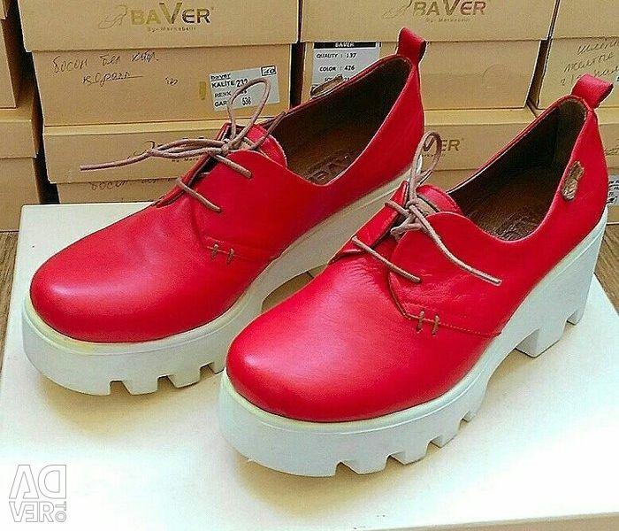 New platform shoes