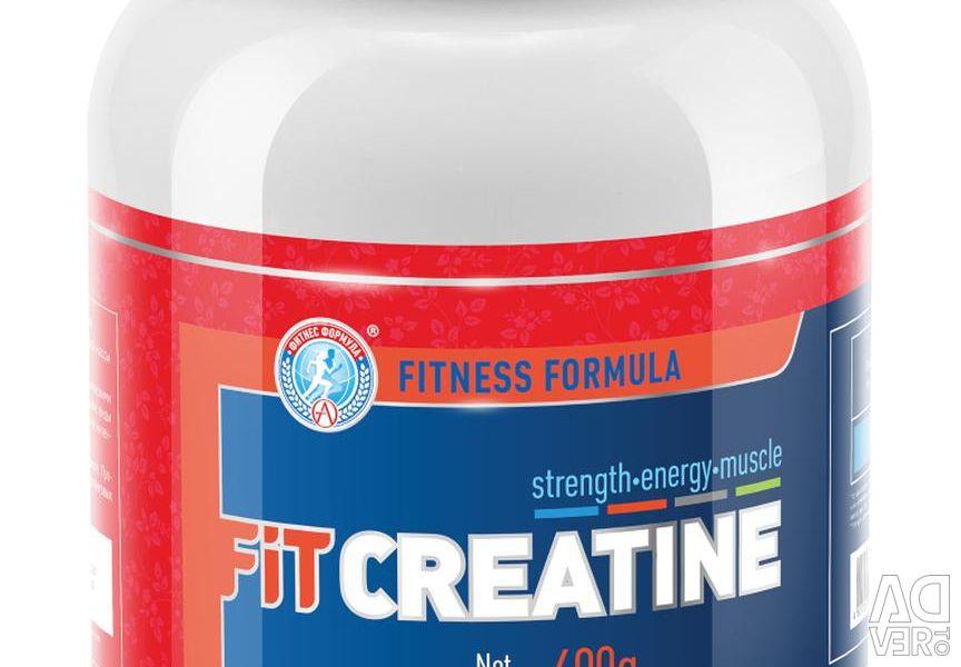 Creatine Academy-T Fit CREATINE 600 gr.