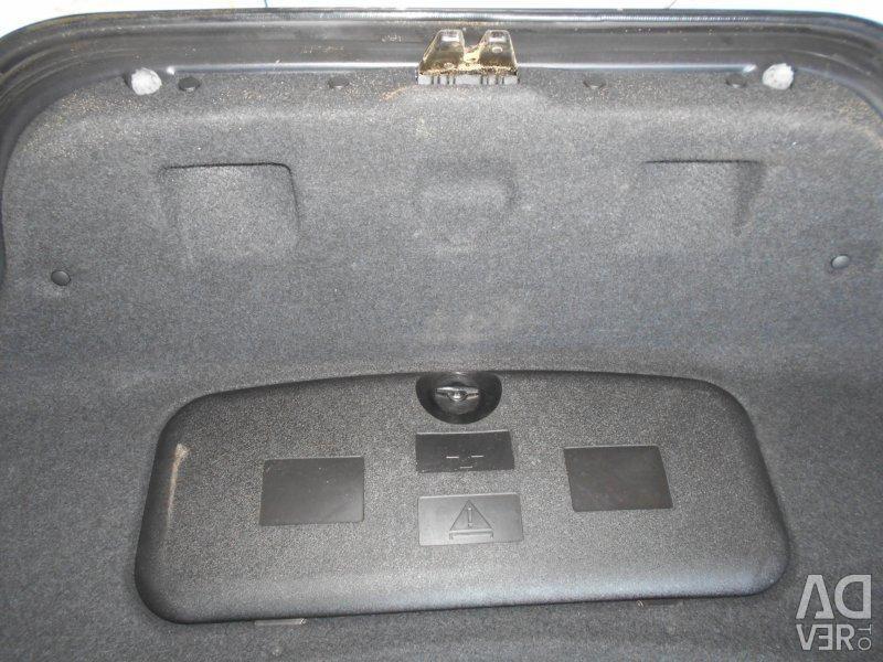 Εργαλειοθήκη BMW Σειρά 5 E60 M57 D25 256D2 2004 - 2007