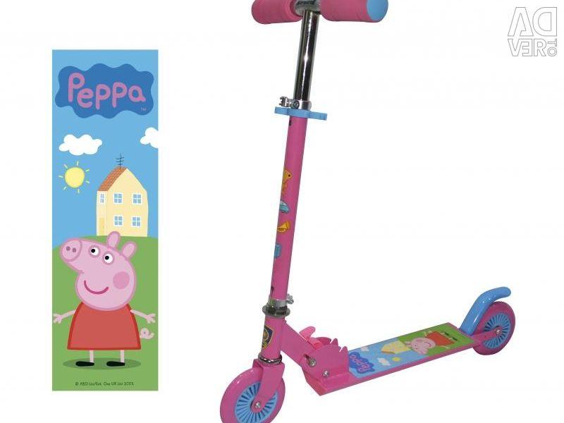 Peppa scooter