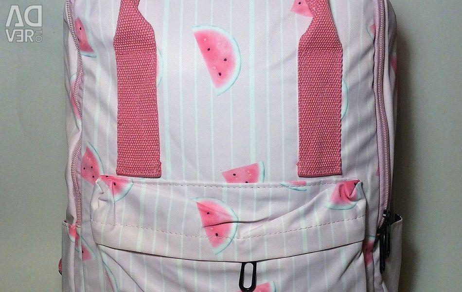 Новий рюкзак з кавунами