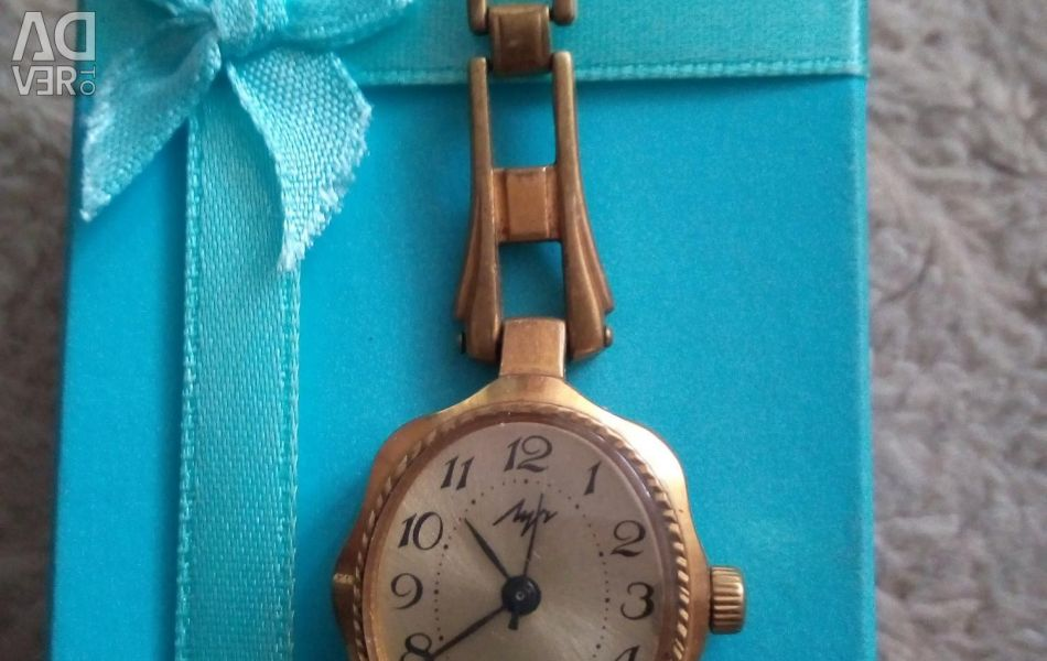 Mechanical watches Beam of the USSR,