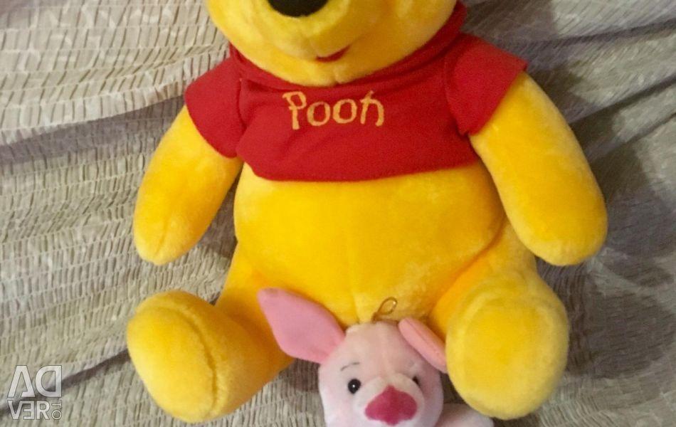 Nou Winnie Pooh și Purcei