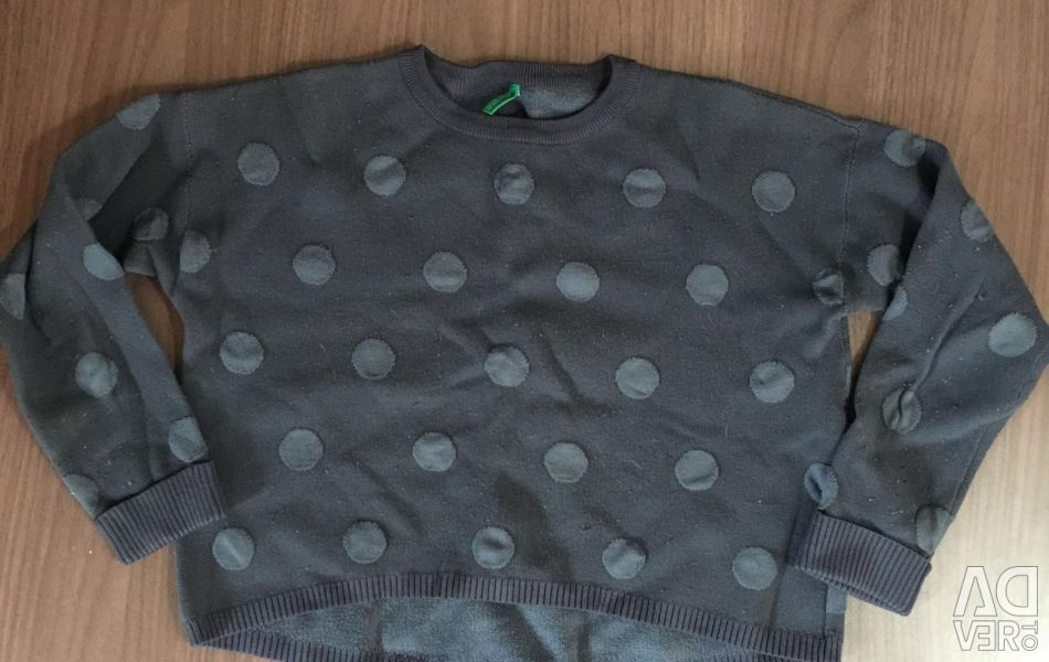 The girl's jacket
