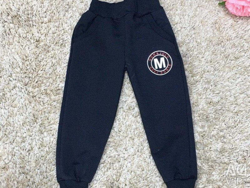 New sports pants