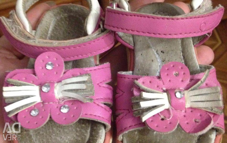 Sandals 18r