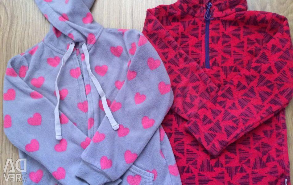 Jacheta din fleece