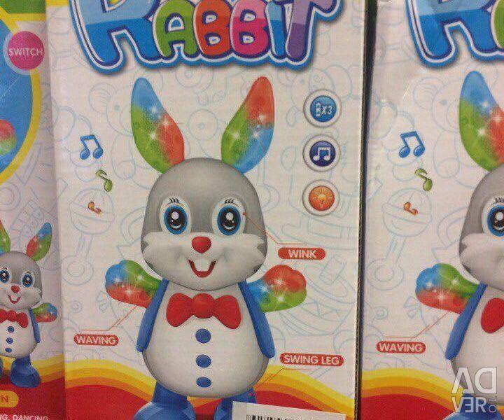 Танцюючий заєць