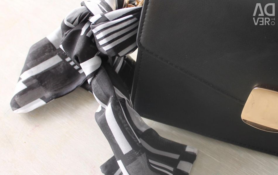 Handkerchief on the bag