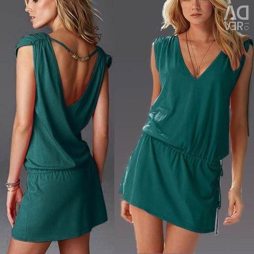 Tunic, color green (art 40420) wholesale / retail