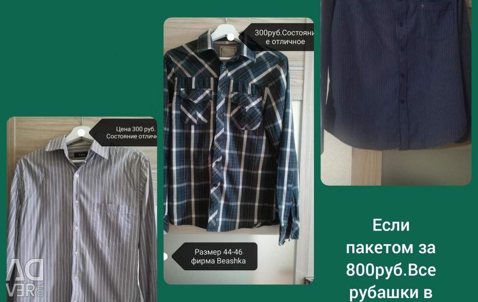 Shirts ideally