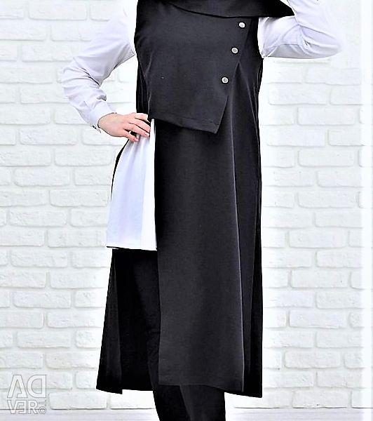 Concept vest, super boho 52/54