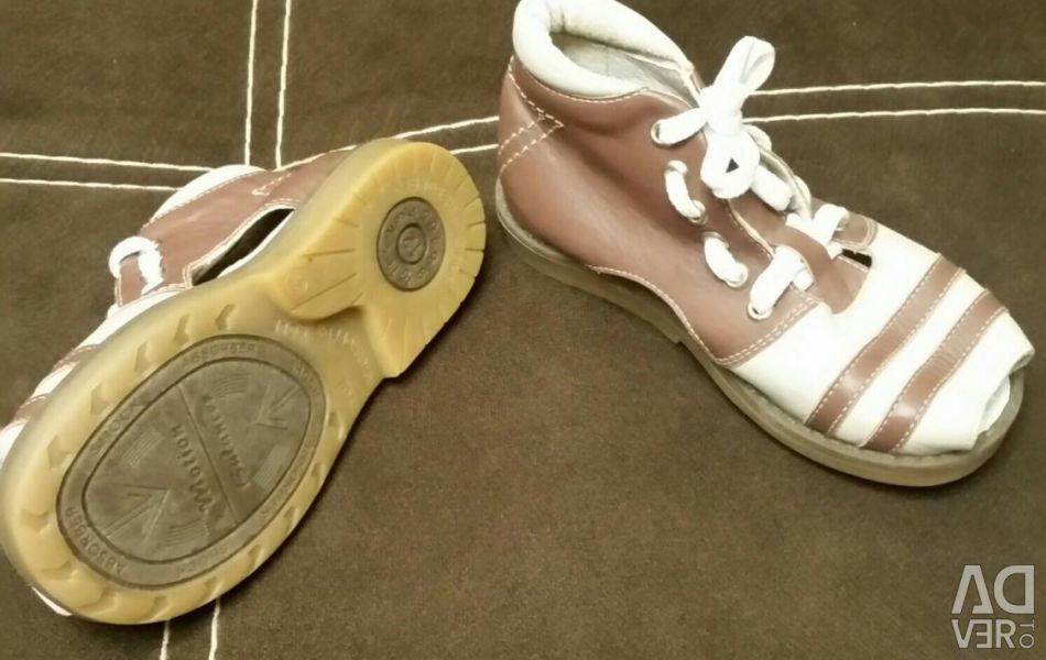 Sandals new.skin