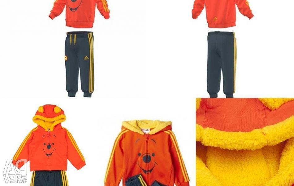 Adidas Disney Costume
