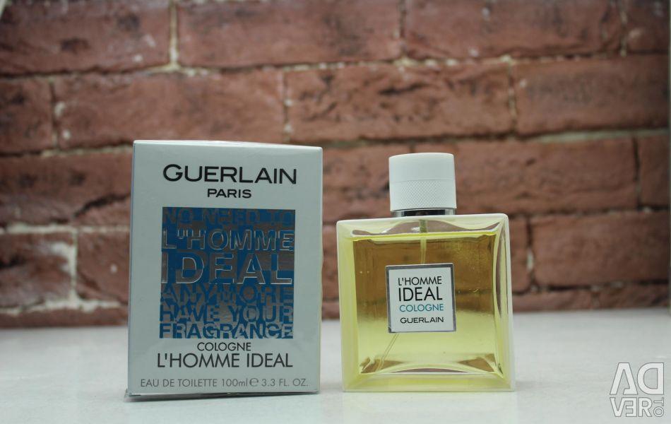 Guerlain L`Homme Ideal Cologne, Girlen
