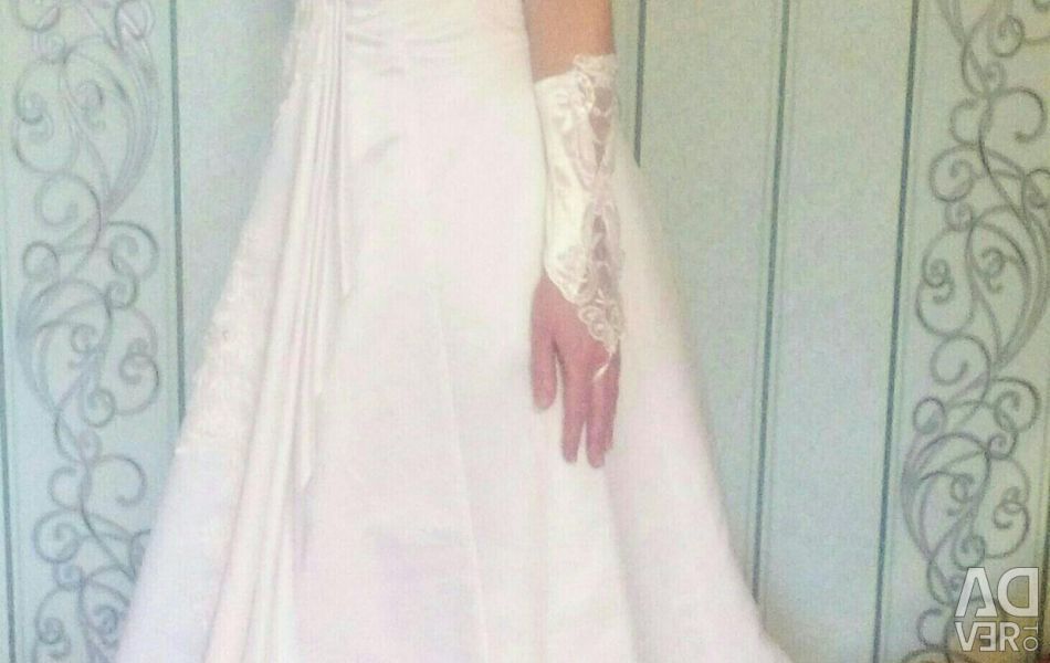 Wedding dress r46-48