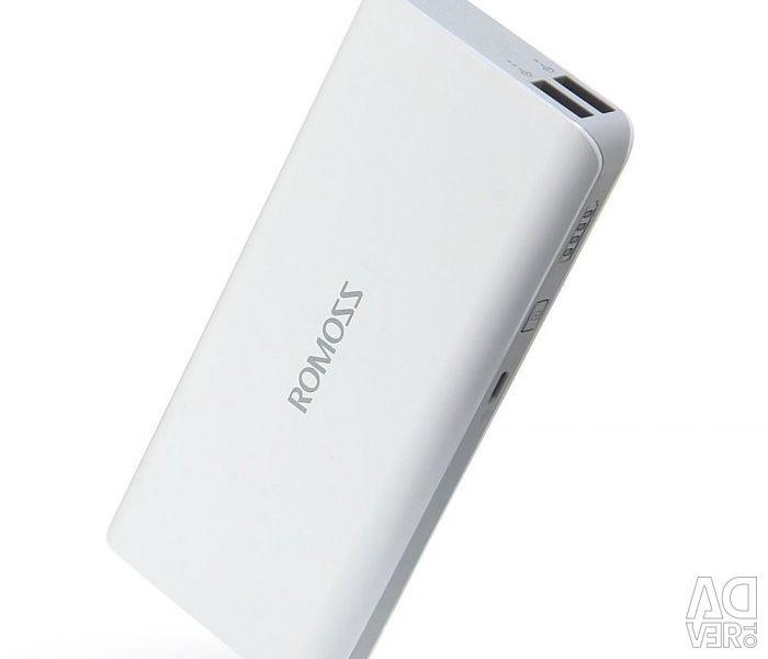 Portable Charging Romoss 10400