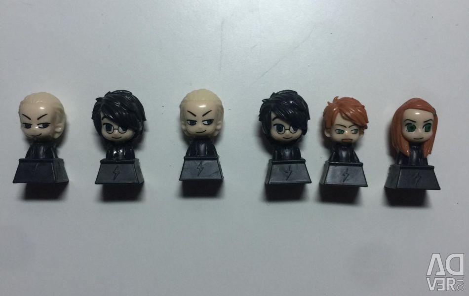 Harry Potter Panglici Figurine