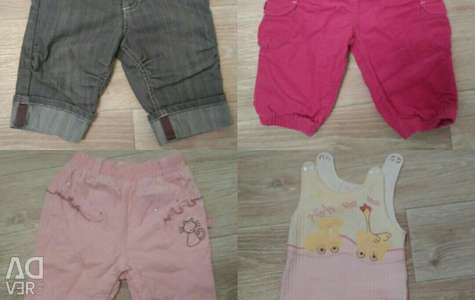 Pants for 1pc