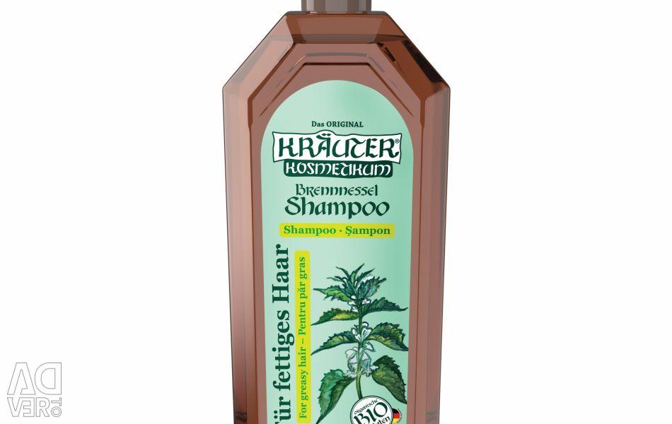 Kräuter® Cleansing shampoo for oily hair with BIO