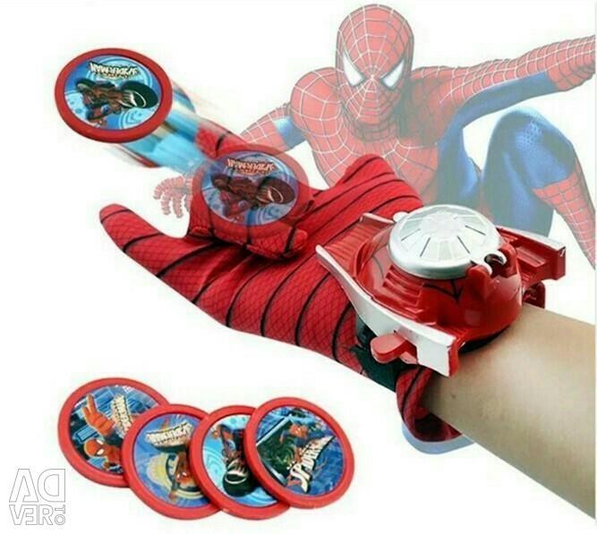 Mănușă de spiderman