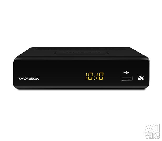 Thomson THT504+ DVB-T HD MPEG4 Receiver