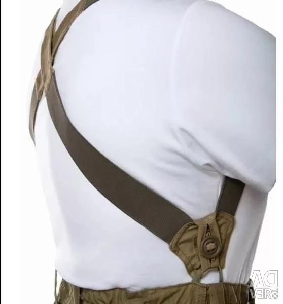 Suspenders to suit