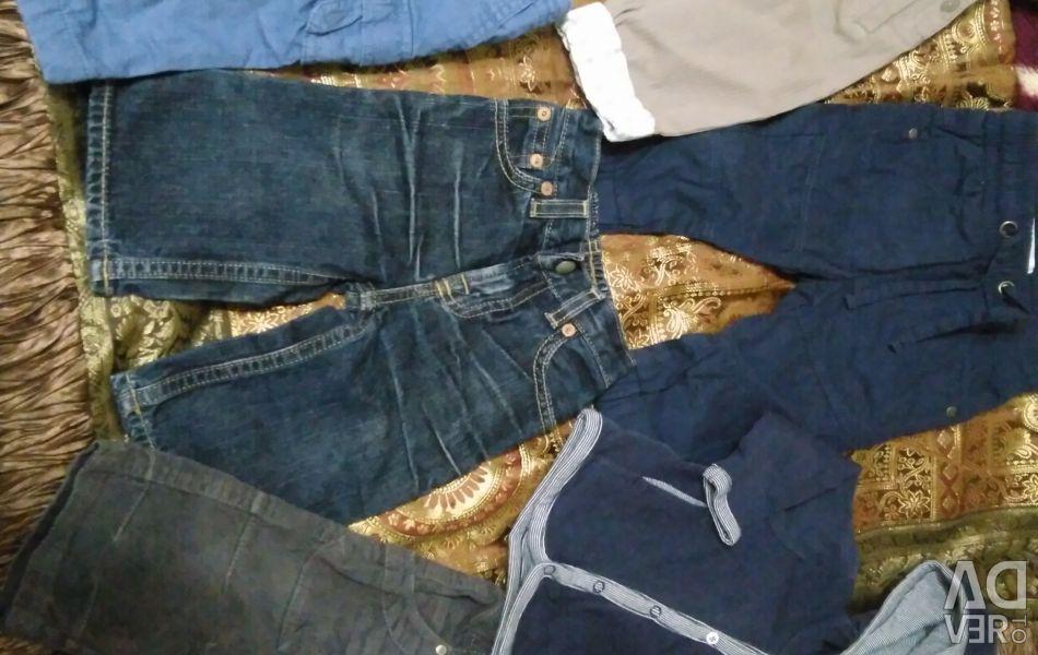 Джинси, брюки