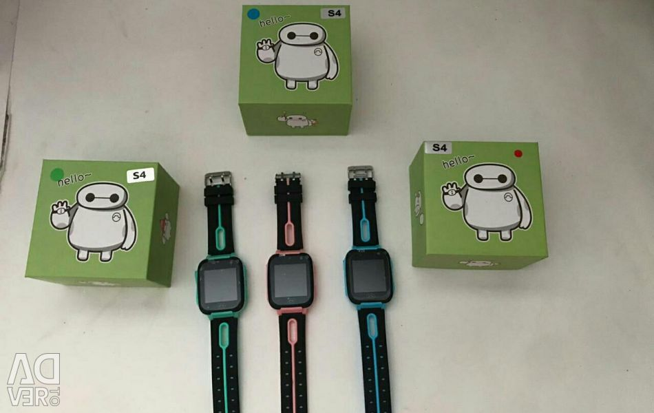 Children's watch Smart baby watch S4