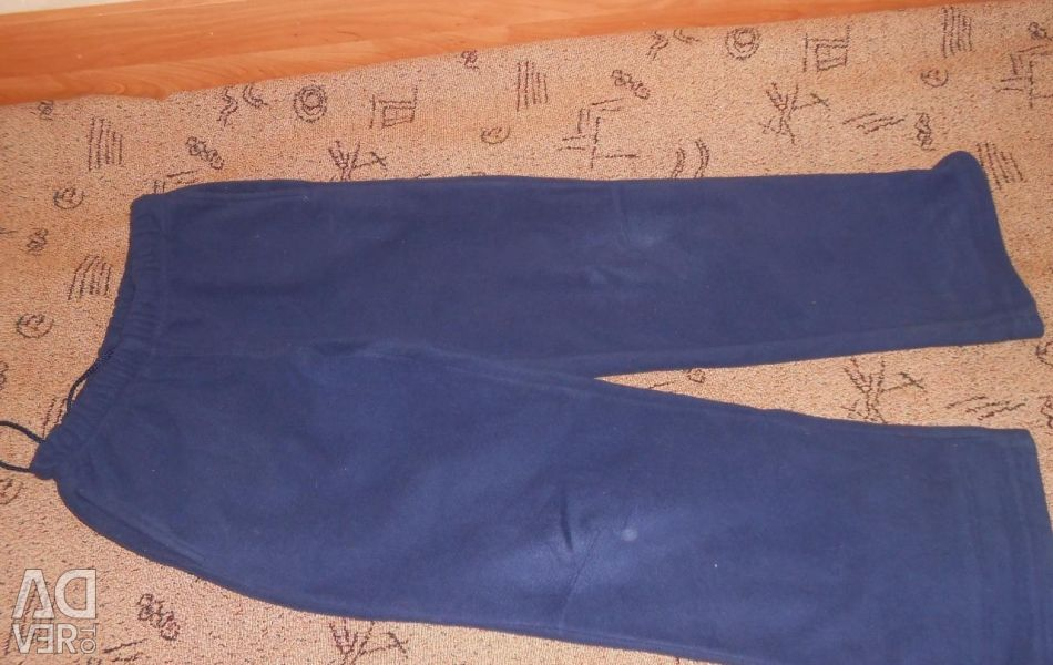 Sports pants for boys