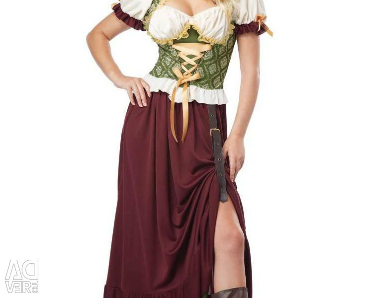 Maid costume from the tavern (for rent)