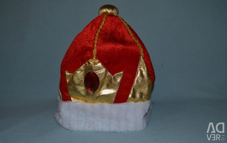 King's hat