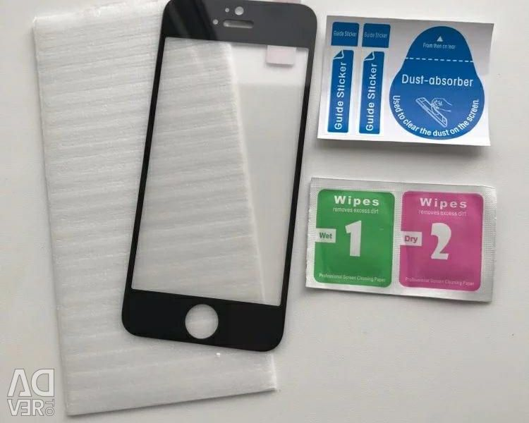 Iphone tempered protective glasses new