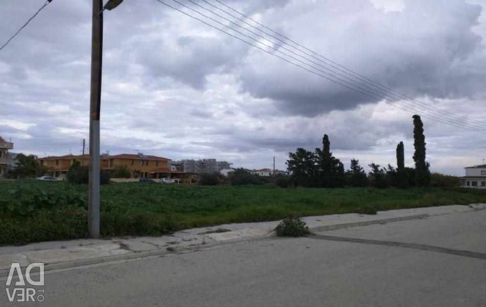 Parcelă în Livadia, Larnaca