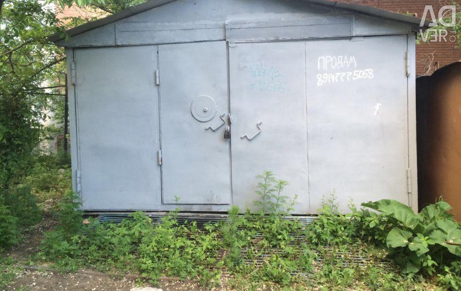 Garage, sale