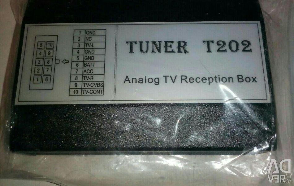 TUNER T202