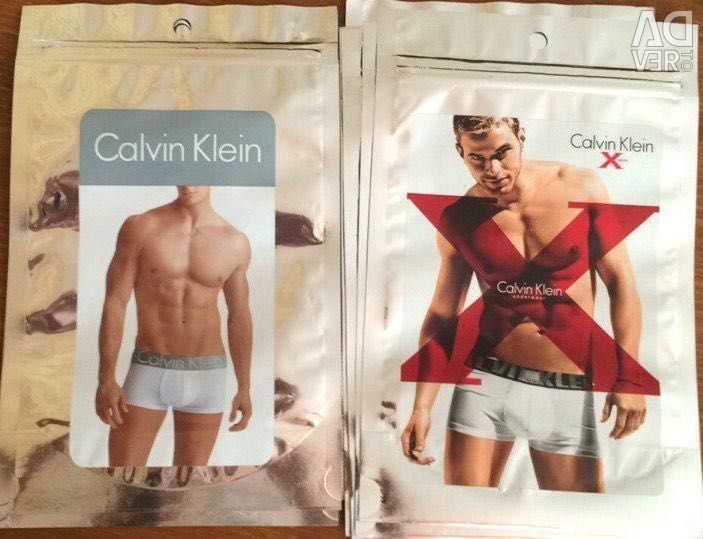 Brand bags for underwear