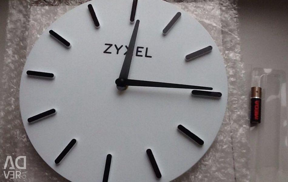 Wall clock diameter 25 cm