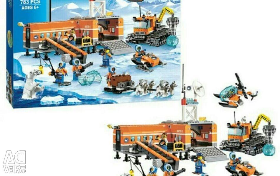Σχεδιαστής Bella (αναλογική του Lego)