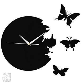 Часы 3d