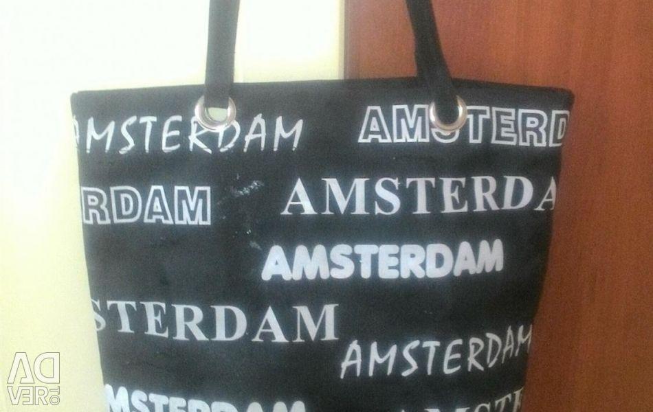 Сумка нова з Амстердама
