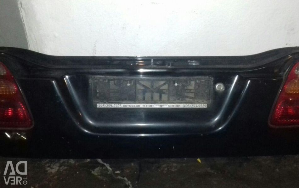 Trunk lid bottom Toyota Land Cruiser 100