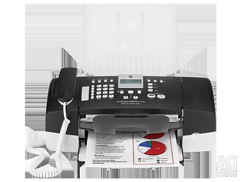 Printer, scanner, HP Officejet J3680 all-in-one