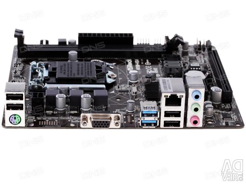 Asrock H81M-VG4 LGA 1150 mAT motherboard