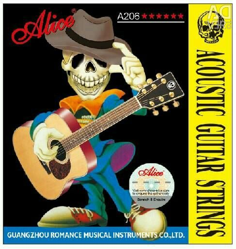 Acoustic Guitar Strings Alice A206-L