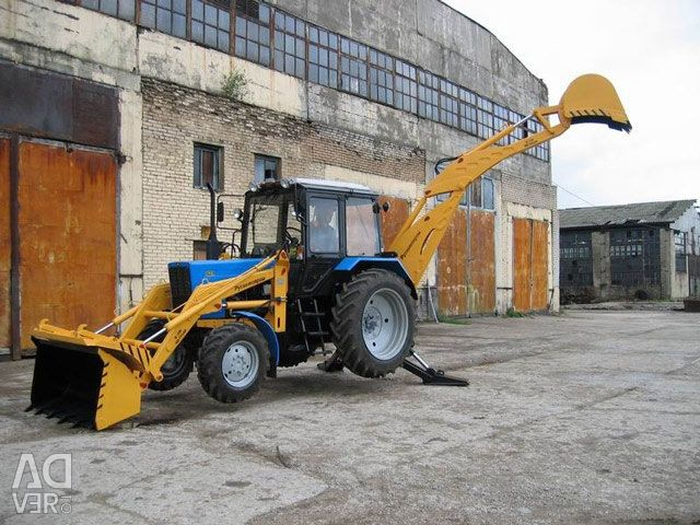 Let's buy an Excavator Loader EO MTZ
