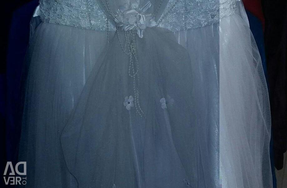 The dress is children's festive