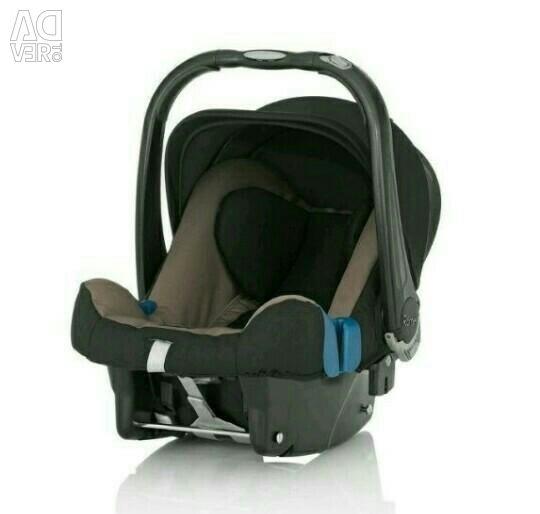 Transportul scaunului pentru copii Romer (rumecător) pentru copii