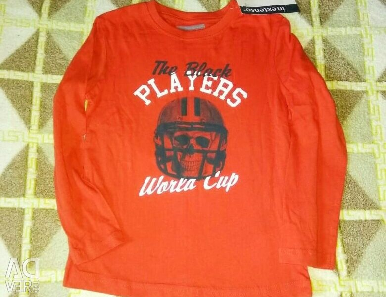 New T-shirt with long sleeves p.116