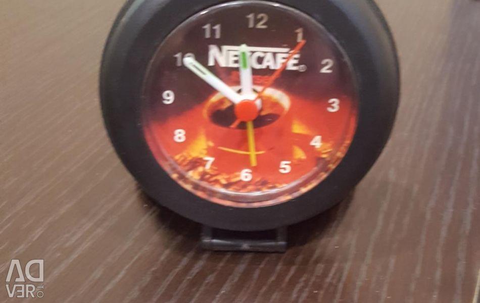 Nescafe Clock